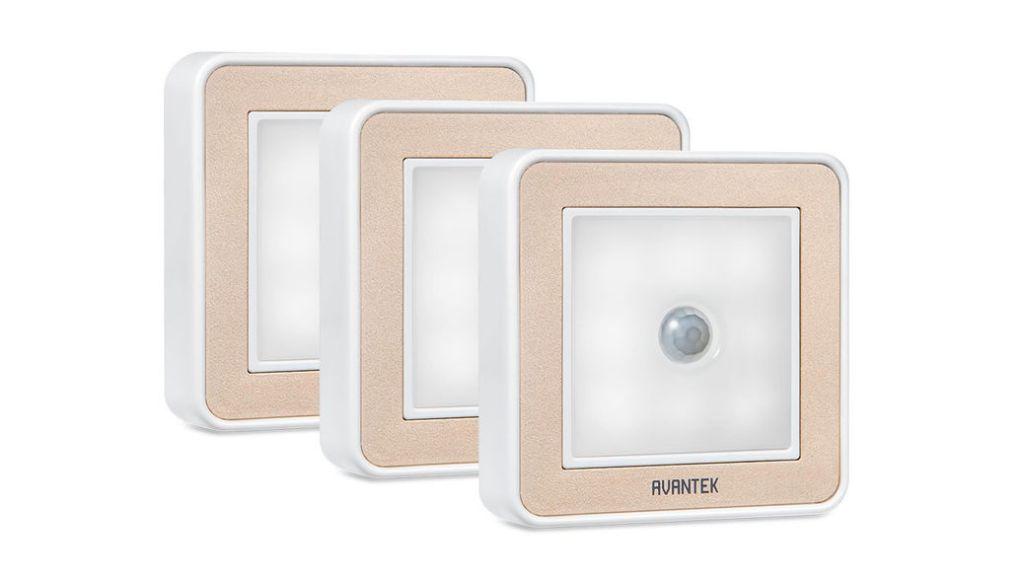 Luces nocturnas de Avantek ELF-N3 con sensor de luz y de movimiento – Opinión
