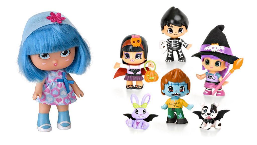 ¿Eres de muñecas Barriguitas o Pinypon?