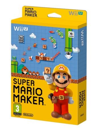 ¿Qué videojuegos infantiles están teniendo mucho tirón estas navidades 2015? Mario Maker
