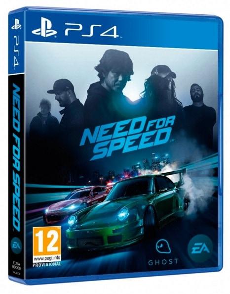 ¿Qué videojuegos infantiles están teniendo mucho tirón estas navidades 2015? need for Speed