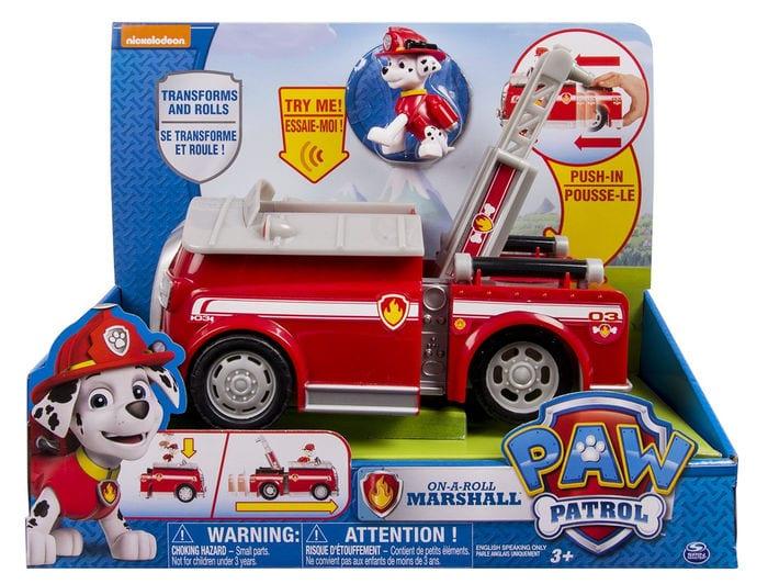 Dos juguetes de la Patrulla Canina imprescindibles: El Camión de Bomberos y el Centro de Entrenamiento