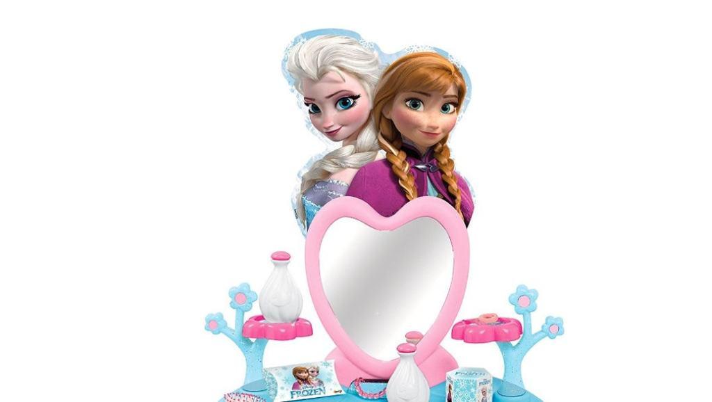 Tocador de Frozen: te damos nuestra opinión sobre este juguete