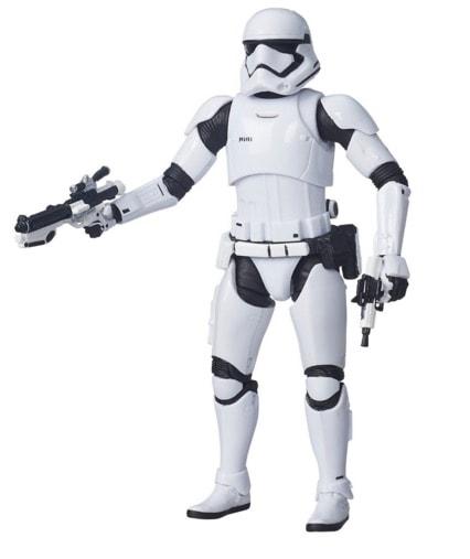 Juguetes de Star Wars: Figuras de Stormtrooper y Kylo Ren