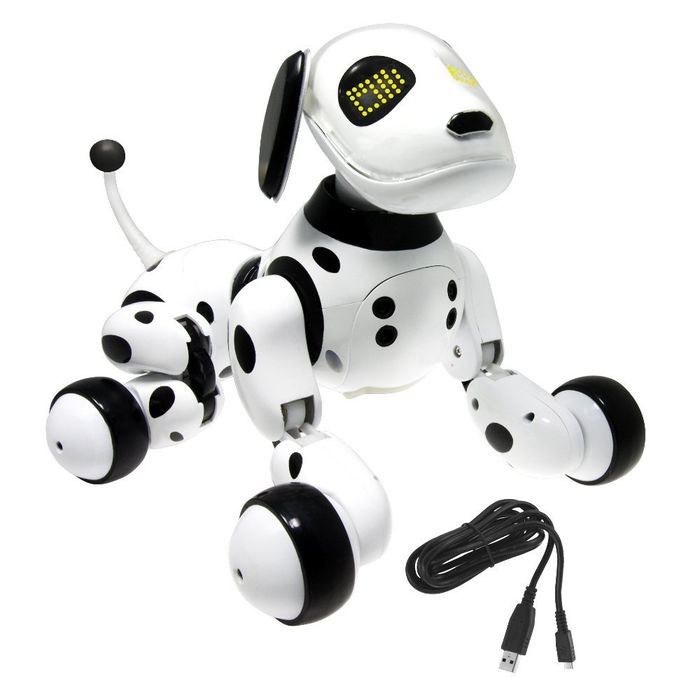 2 mascotas electrónicas de juguete espectaculares: Zoomer Dino y Zoomer