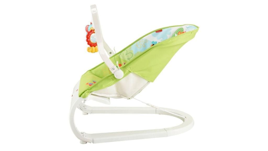 Fisher Baby Gear - Hamaca confort y diversión - Opinión