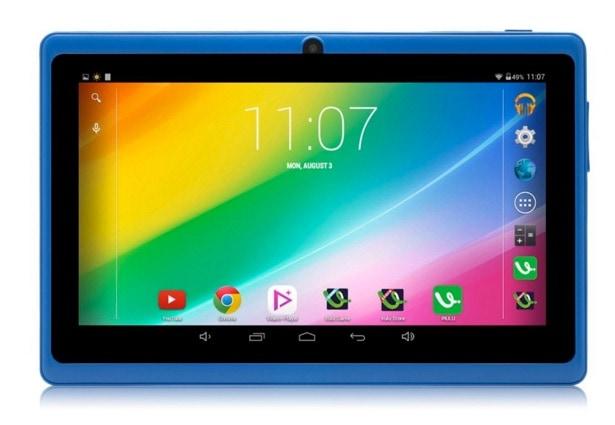 "iRulu eXpro X1S - Tablet de 7"""