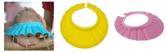 Sombrero de baño Malloom para bebés