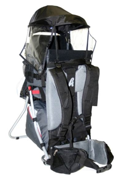 Montis Hoover - La mochila portabebés que necesitas para hacer senderismo con tu niño