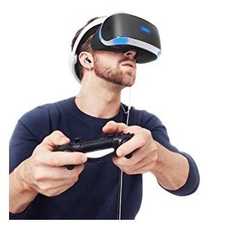 Gafas de realidad virtual y niños