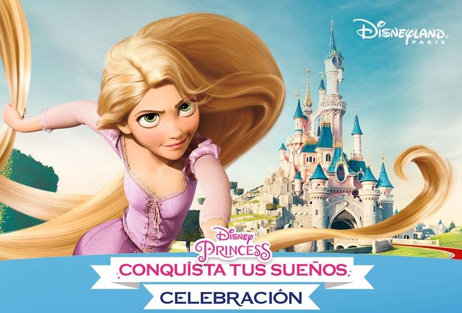 ¿Quieres ganar un viaje a Disneyland Paris para tus hijos/as?