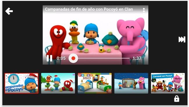 YouTube Kids en España