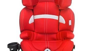 Chicco Oasys 2-3 FixPlus - Silla de coche para niños entre 3 y 12 años (7,9 kg, grupo 2-3)