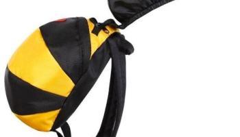 Mochila para niños de GSTEK con diseño de abeja en oferta por 10 euros en Amazon España