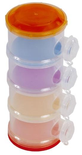 Bieco 423122, el dosificador de leche y alimentos más útil y práctico que hemos encontrado jamas