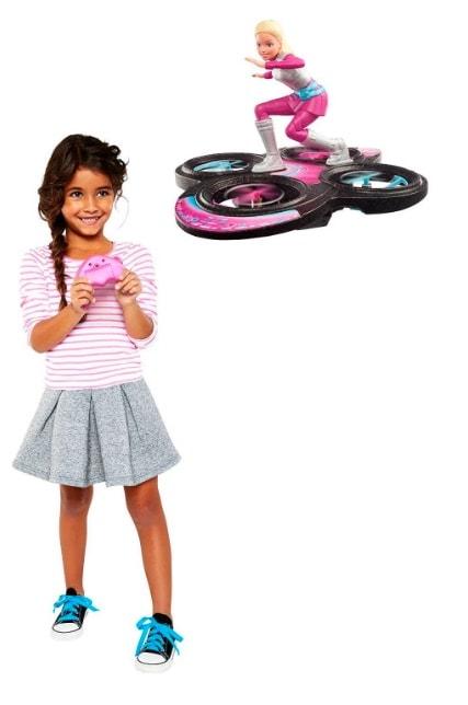 Barbie - Hoverboard: ¿El juguete de estas navidades 2016? Opinión