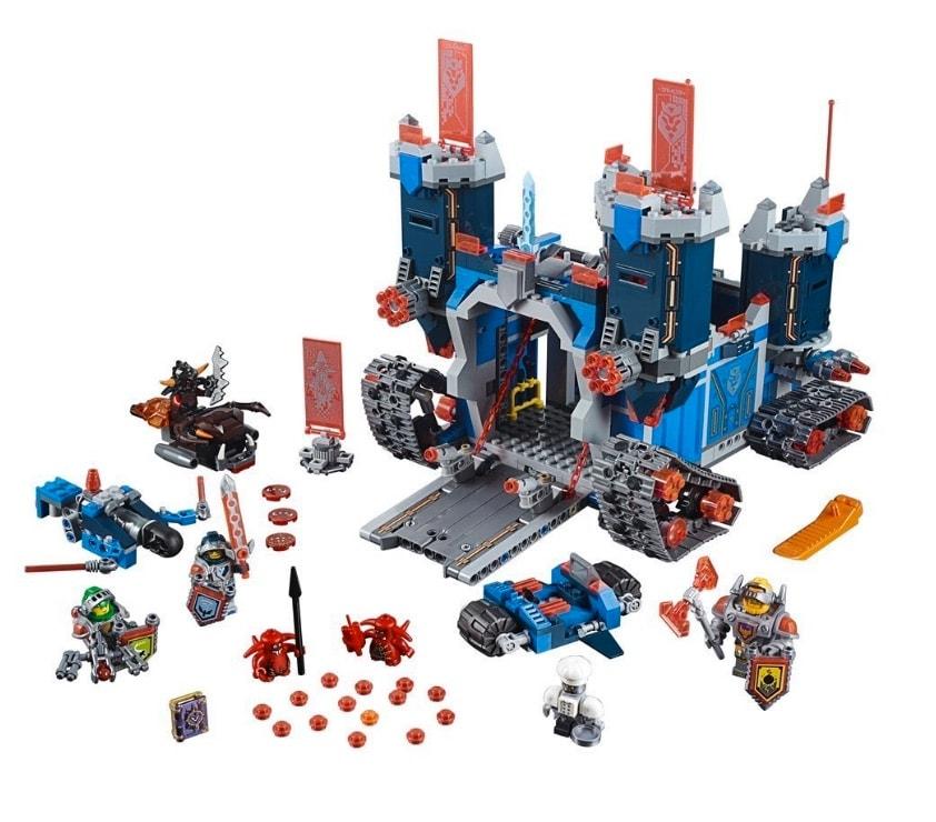 LEGO - Fortrex, multicolor (70317)