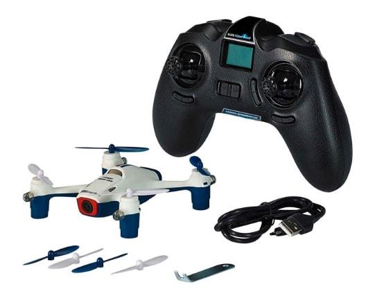 Revell Steady Quad Quadcopter con cámara (unos 90 euros)