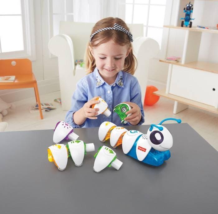 Codi-oruga de Fisher Price: juguete