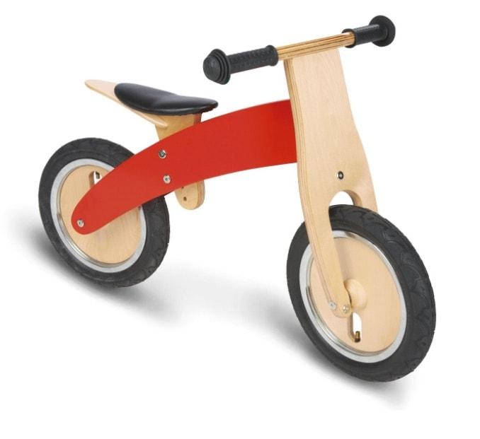 Pinolino - Bicicleta de madera para niños