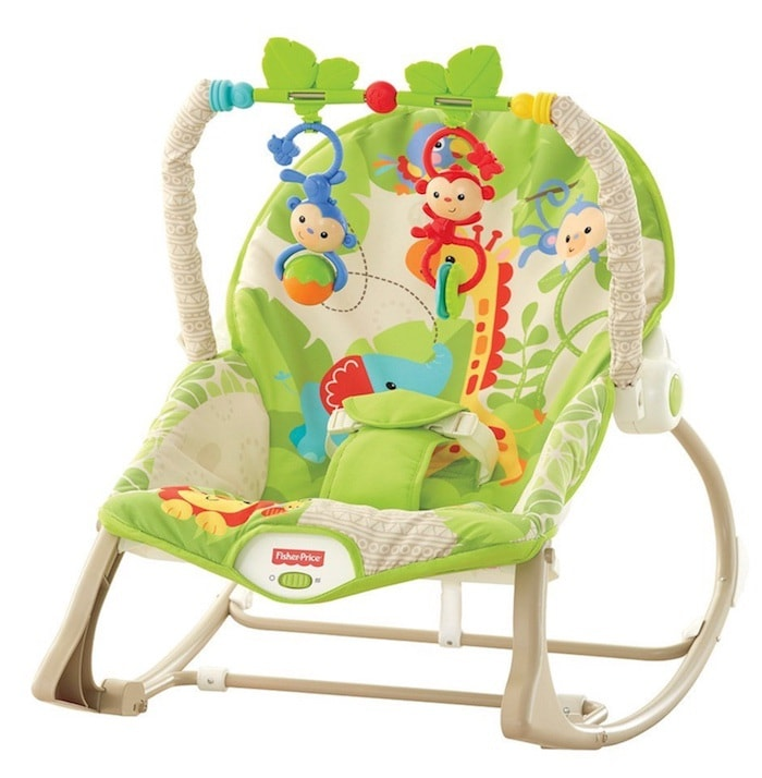 """Baby Gear - Hamaca """"crece conmigo"""": la mejor opción con juguetes incluidos."""
