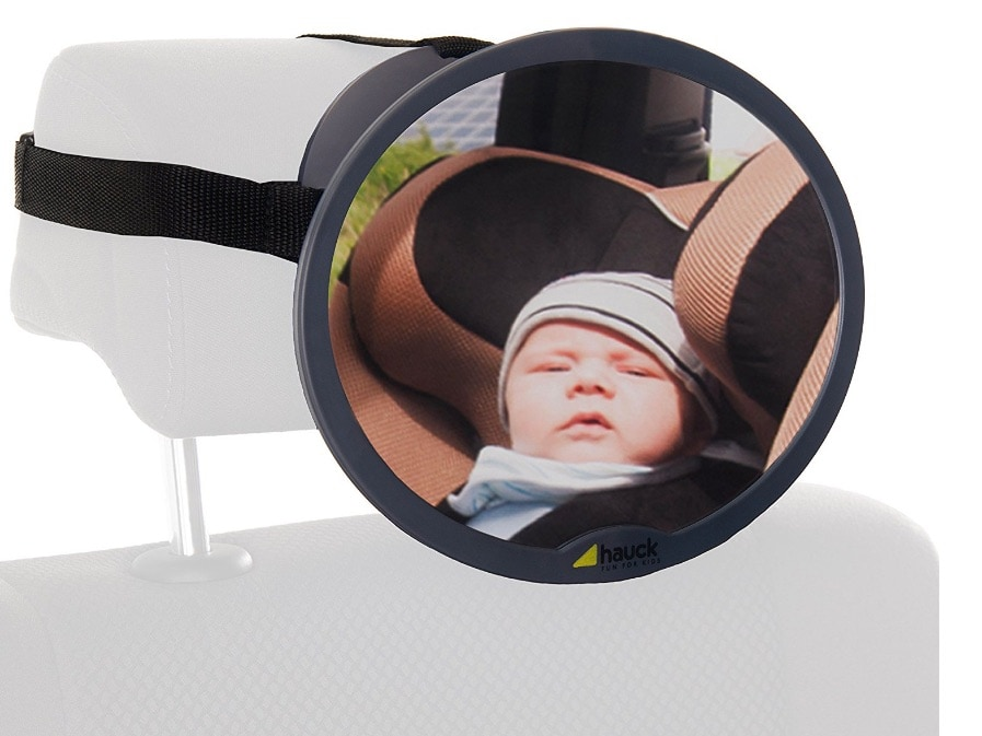 Hauck 618370 Watch Me - Espejo retrovisor para asiento trasero