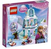 LEGO - El brillante castillo de hielo de Elsa