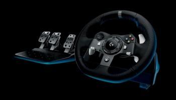 Logitech - Driving Force Volante De Carreras G920 (Xbox One, PC)