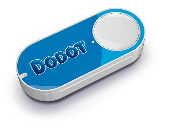 Dodot Dash Button de Amazon España