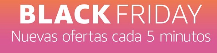 Ofertas Black Friday Amazon españa 2016