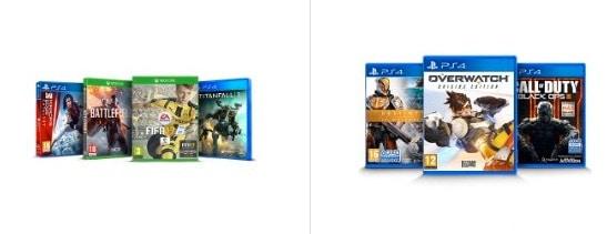 ¡Ojo! Ofertas del fin de semana del Black Friday y el Cyber Monday en consolas y videojuegos