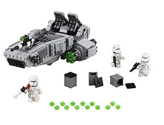 ¡Oferta! LEGO Star Wars - Snowspeeder, multicolor (75100) por menos de 30 euros