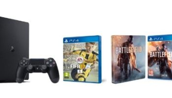 PS4 SLIM: ofertas de packs consola + videojuegos
