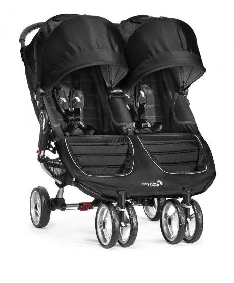 Baby Jogger City Mini Gemelar - Silla de paseo para gemelos o mellizos por menos de 400 euros