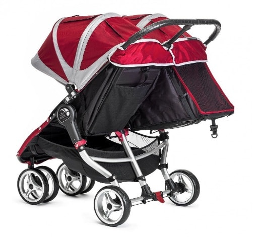 Baby Jogger City Select Tandem Travel System