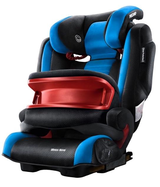 ¡Bajada de precio! RECARO Monza Nova IS – Silla de coche para niños por menos de 200 euros