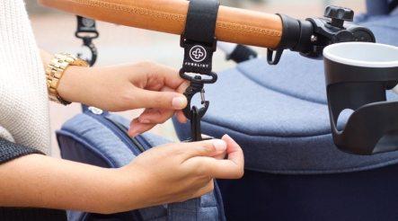 Los 3 mejores ganchos para carritos de bebés por menos de 10 euros