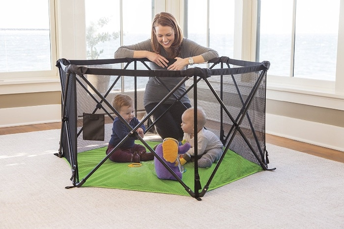 Summer Infant Pop N Play - Parque plegable