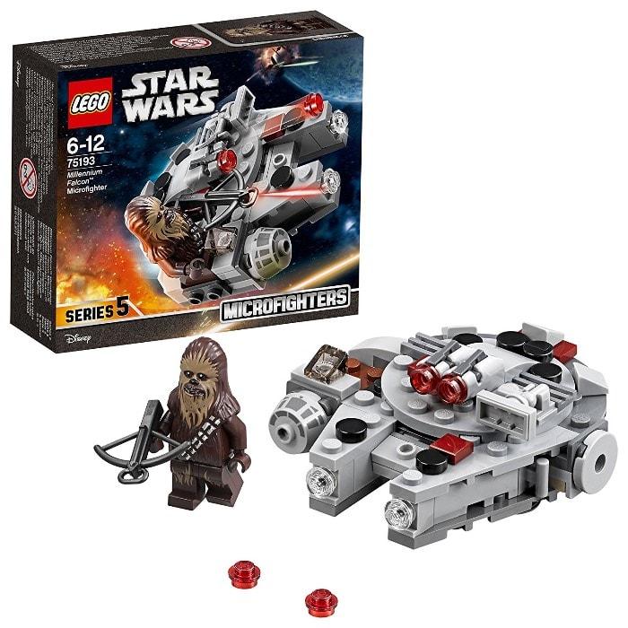 LEGO Star Wars - Lego Microfighter: Halcón Milenario (75193)