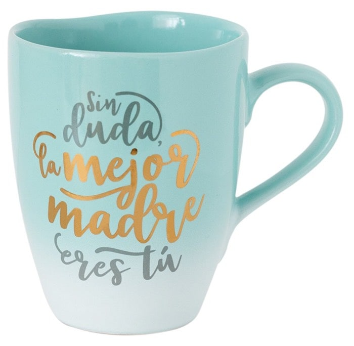 Mr. Wonderful Tazasin Duda, la Mejor Madre Eres Tú, Porcelana