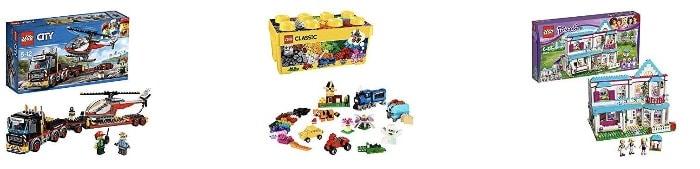 donde comprar LEGO baratos