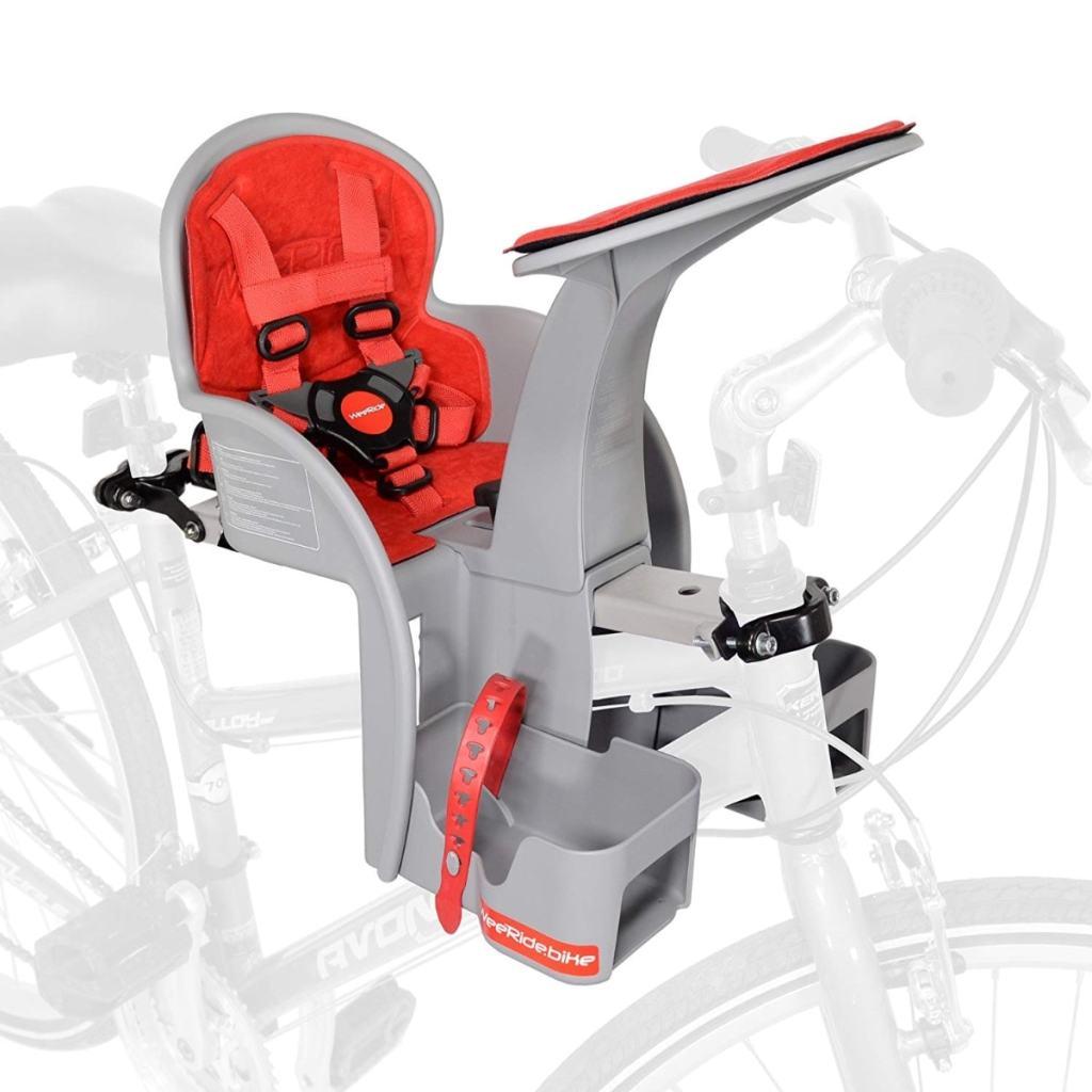 Weeride 98072E - Silla Portabebé para bicicleta