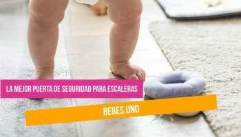 Cómo elegir la mejor puerta de seguridad para escaleras para niños o bebés