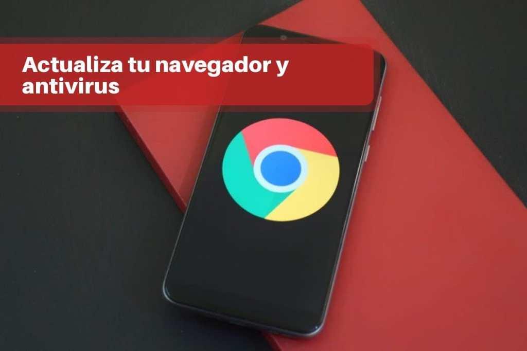 Seguridad: hay que deshabilitar la localización del navegador y actualizar tu navegador y antivirus