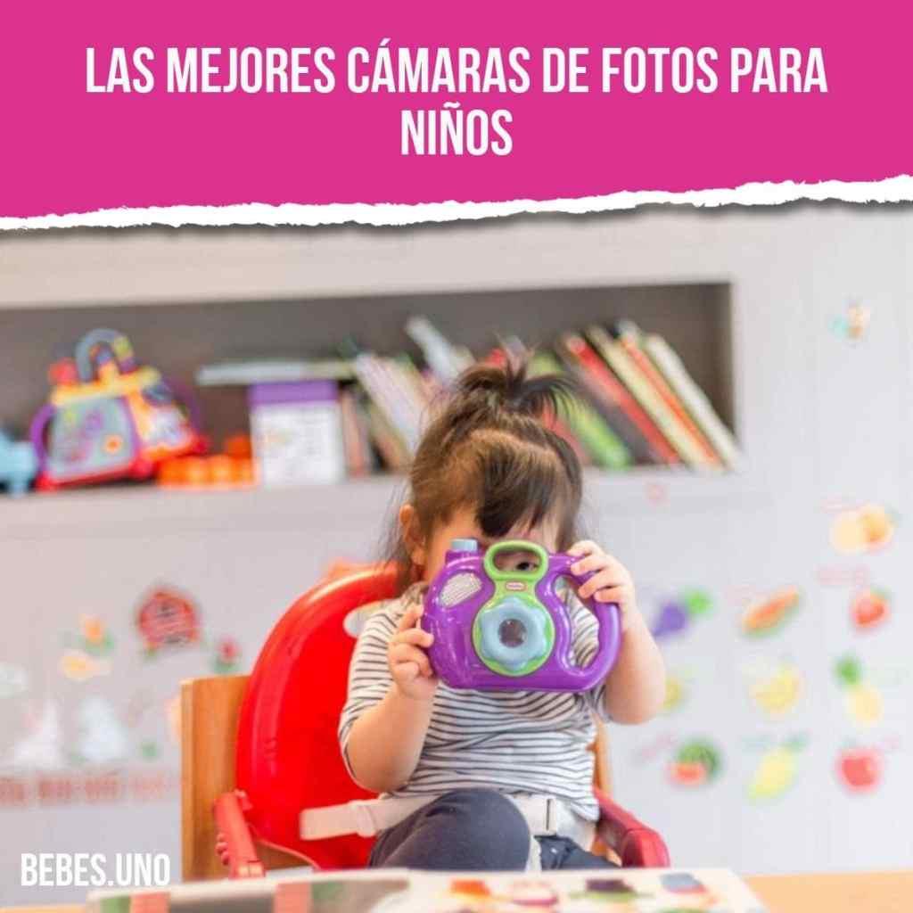 Las mejores cámaras de fotos para niños