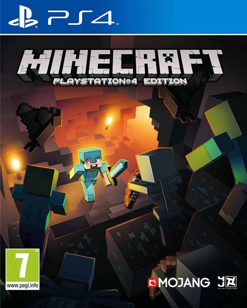 Minecraft - Edición Estándar, PlayStation 4