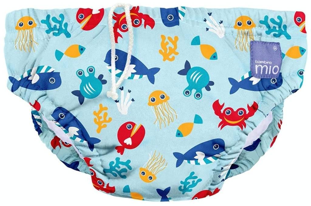 Bambino Mio, pañal bañador, deep sea blue