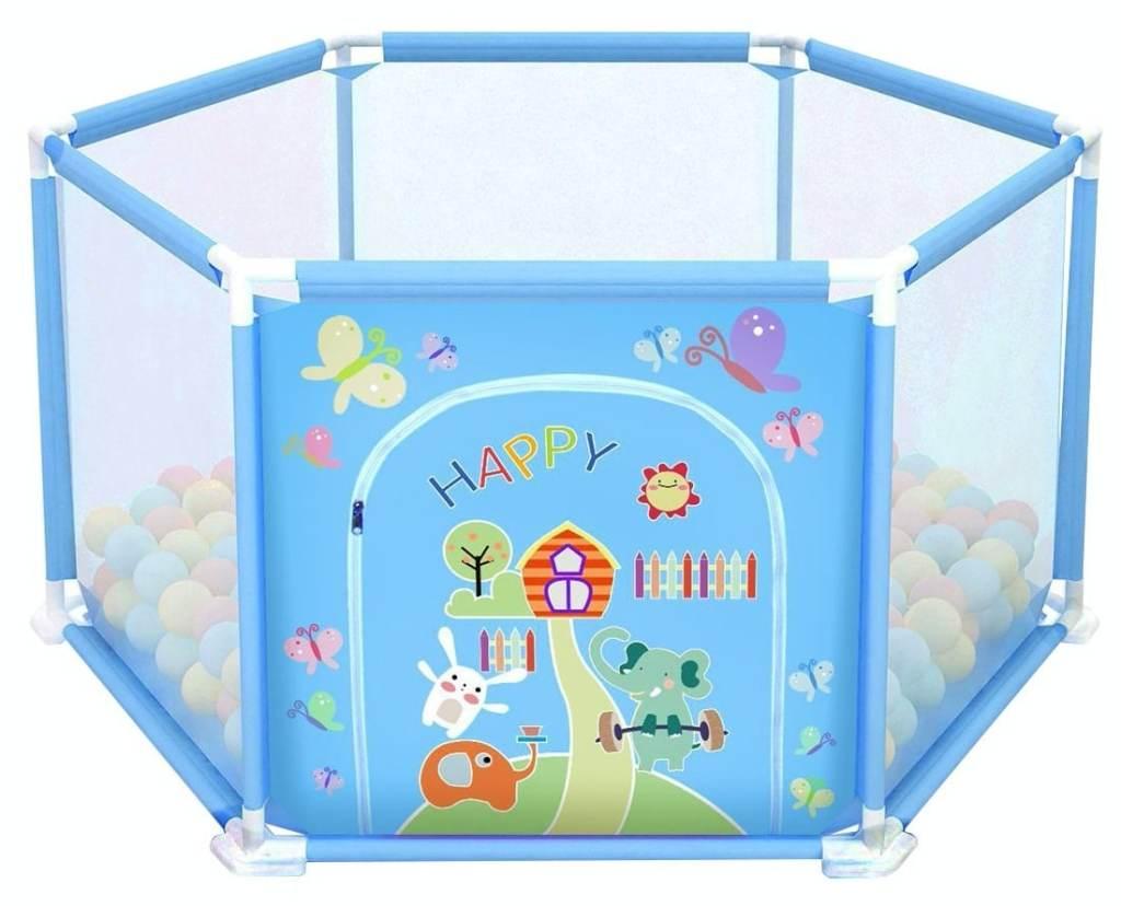 deAO - Parque de juegos infantil con bolas de colores