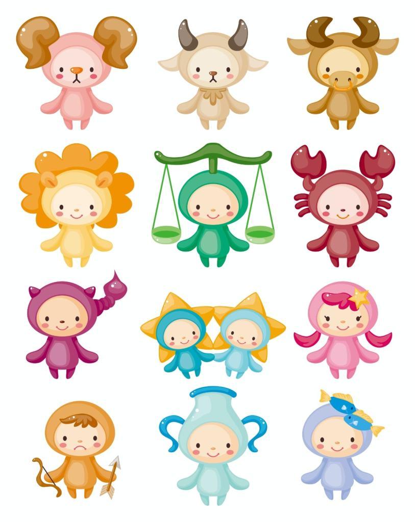 Los 12 signos del zodiaco para niños y sus fechas: el horóscopo de tu bebé