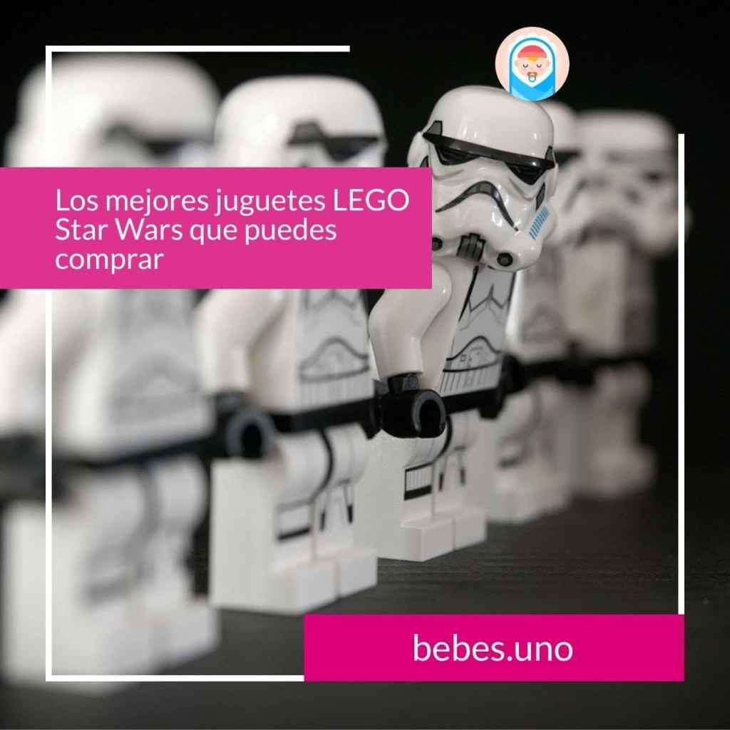 Los mejores juguetes LEGO Star Wars que puedes comprar