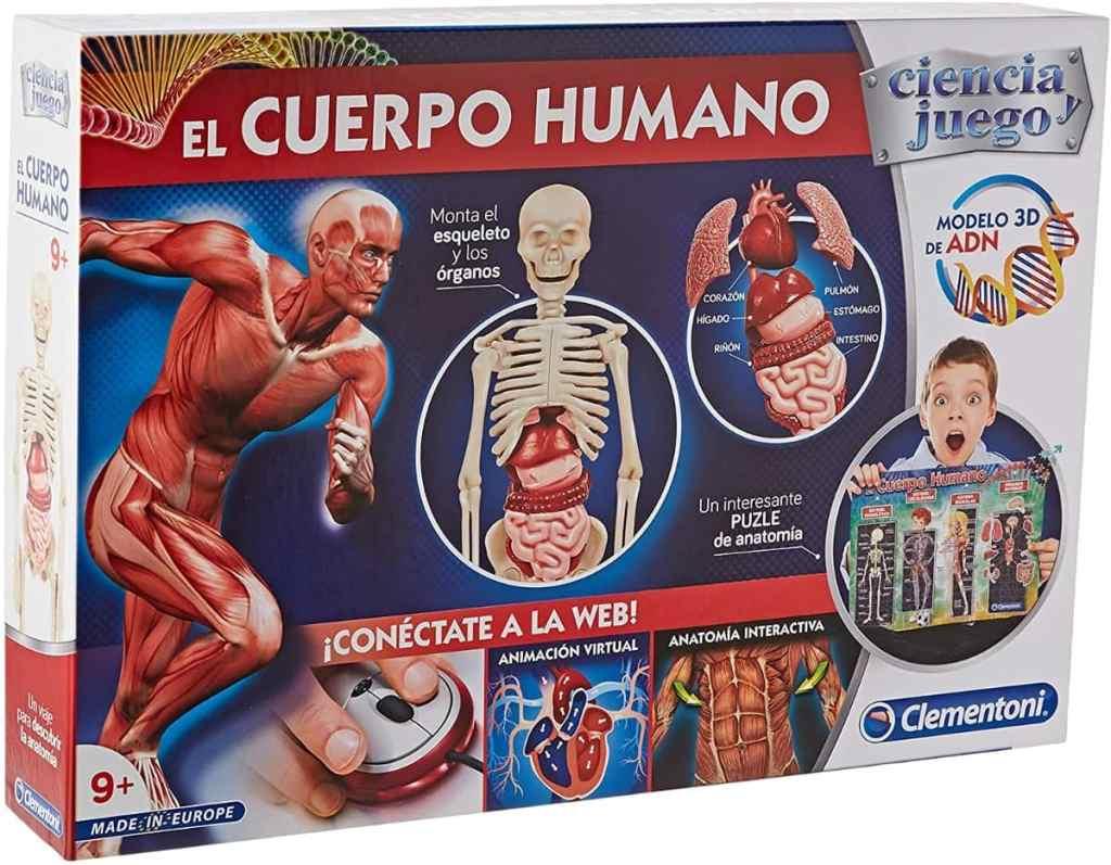 Clementoni - El Cuerpo Humano